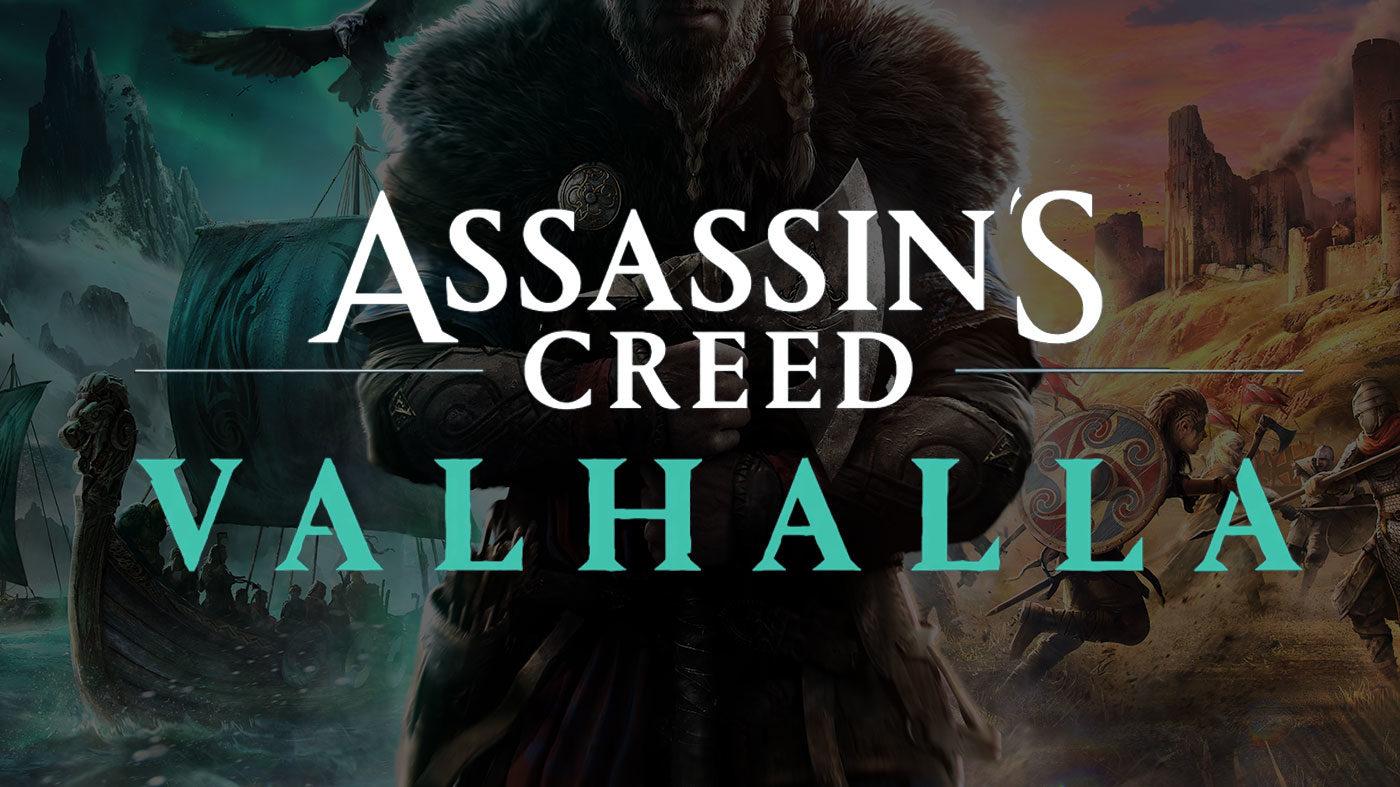 WATCH ASSASSIN'S CREED VALHALLA TRAILER