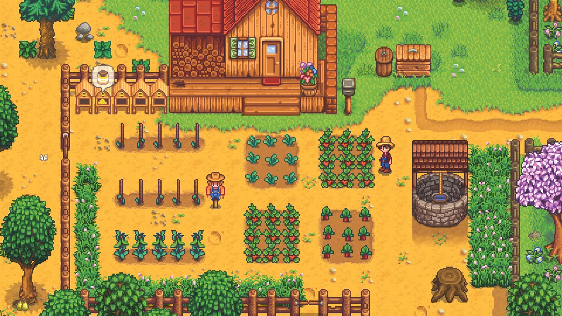 10 AMAZING FARMING GAMES LIKE STARDEW VALLEY
