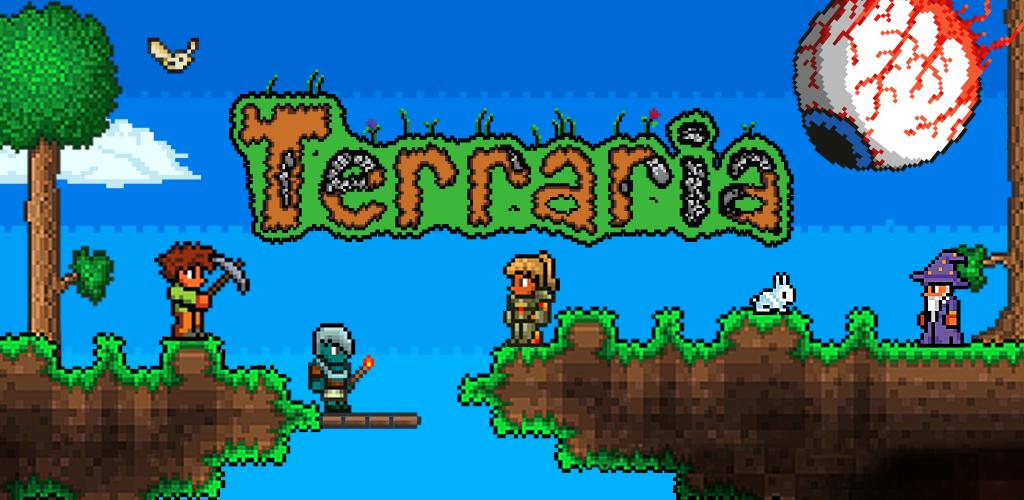 10 GAMES LIKE TERRARIA