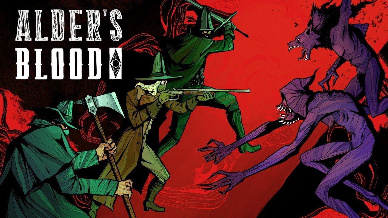 ALDER'S BLOOD REVIEW – TACTICAL TURN BASED RPG
