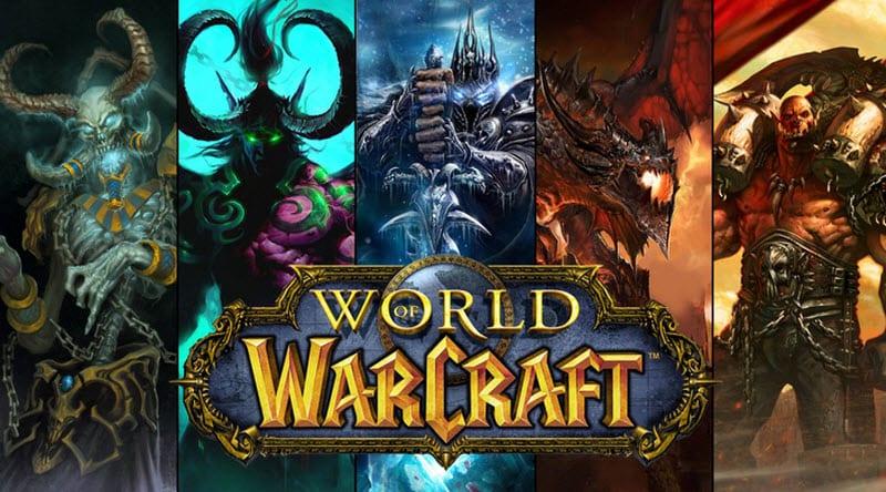 10 GAMES LIKE WORLD OF WARCRAFT
