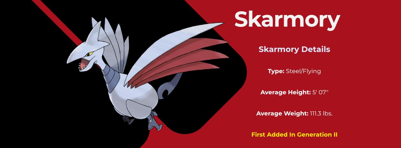 MEET SKARMORY, A BLADE WEILDING BIRD