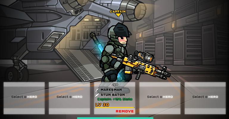 Strike Force Heroes 4