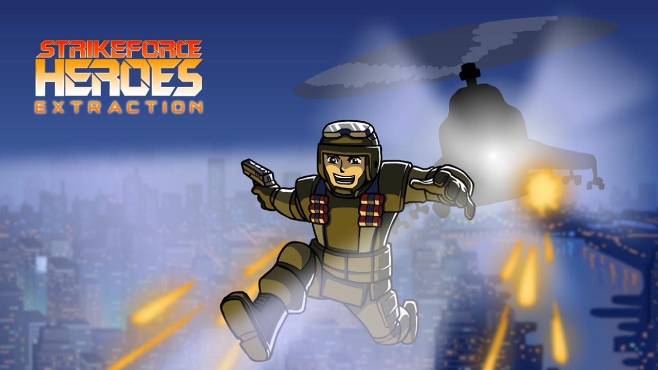 Play Strike Force Heroes