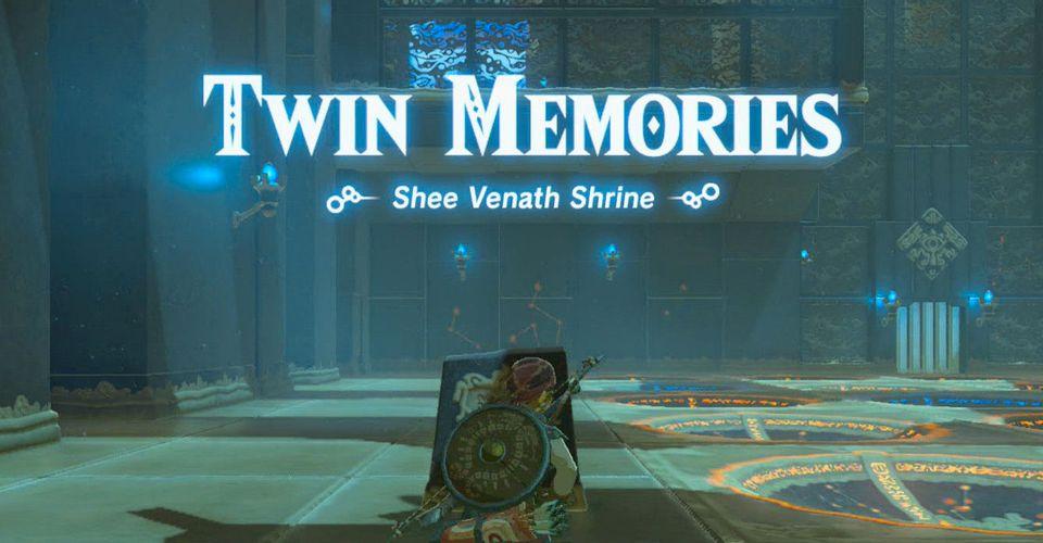 Zelda-Breath of the Wild: Complete Shee Vaneer Shrine Guide