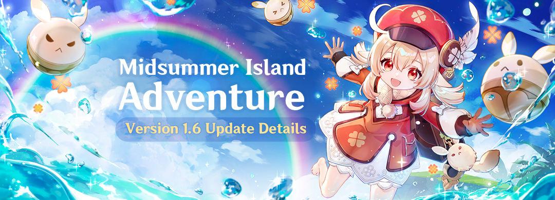 Genshin Impact Midsummer Island Adventure Event Guide