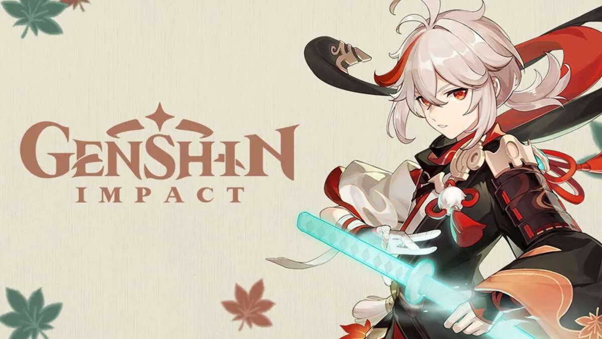 Best Kazuha Build in Genshin Impact