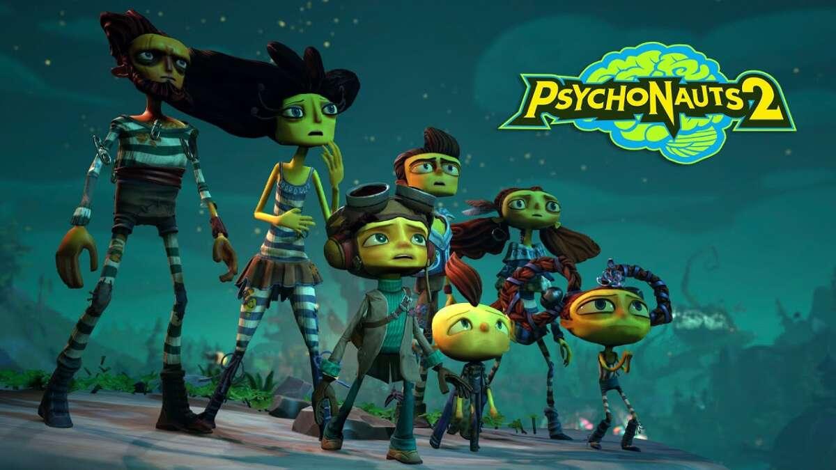 Psychonauts 2 Voice Actors